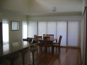 Screen & Translucent Roller Blind