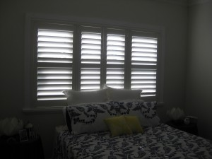 Basswood Hinged Shutters